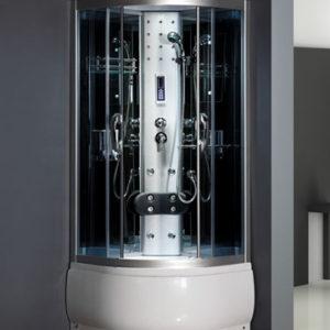 Cabină de duș cu hidromasaj 8080
