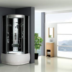 Cabină de duș cu hidromasaj 8301
