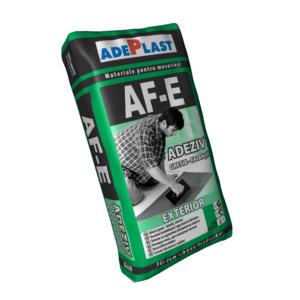AF-E – Adeziv de gresie si faianță pentru exterior