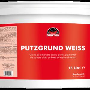 DEUTEK Putzgrund Weiss