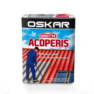 OSKAR DIRECT PE ACOPERIS