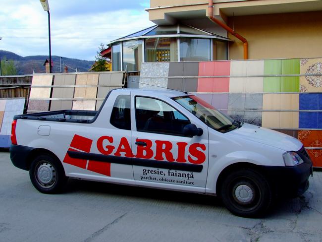 Papuc transport Gabris